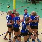 Super Damen Volleyball in Sinsheim