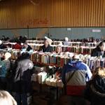 Riesen Andrang beim Weihnachtsflohmarkt
