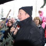 Grusswort zum Rohrbacher Weihnachtsmarkt