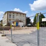 Öffentliche Baustellenführung Carl-Orff-Schule