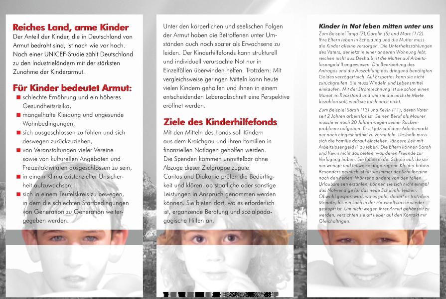 folgen kinderarmut in deutschland