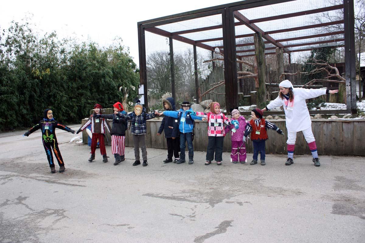 zoo karneval am rosenmontag und extra wilde workshops f r kids und teens sinsheim lokal. Black Bedroom Furniture Sets. Home Design Ideas