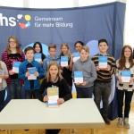 """11 """"Buchartisten"""" begeisterten in der VHS Sinsheim"""