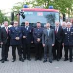 75 Jahre Freiwillige Feuerwehr Rohrbach