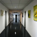 Kunstkreis veredelt Rathausflure