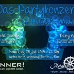 Männer! – Das PartyKonzert