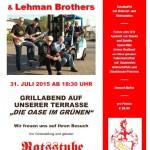 """Lehman Brothers in der """"RATSSTUBE"""""""
