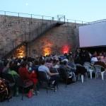 Sommerliche Abende lockten Besucher zum Open Air Kino