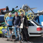 Radsportstars starten am Sonntag bei der TRETRO