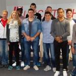 Baden-Württembergische Nachwuchs-Leichtathleten für internationale Erfolge geehrt