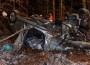 Bilder zum Unfall zwischen Steinsfurt und Kirchhardt