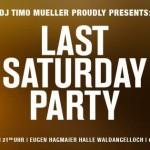 Last Saturday Party