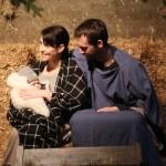 Weihnacht im Stall zu Reihen
