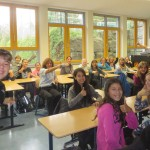 Polizeiprävention an der Kraichgau-Realschule