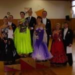 Gläserner Tanzschuh bleibt in Sinsheim