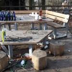 Bilder Vom Kinderspielplatz Dickwaldstrasse