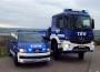 Zwei neue Fahrzeuge für das THW Sinsheim
