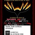 Thunderbird im Music Pub Express