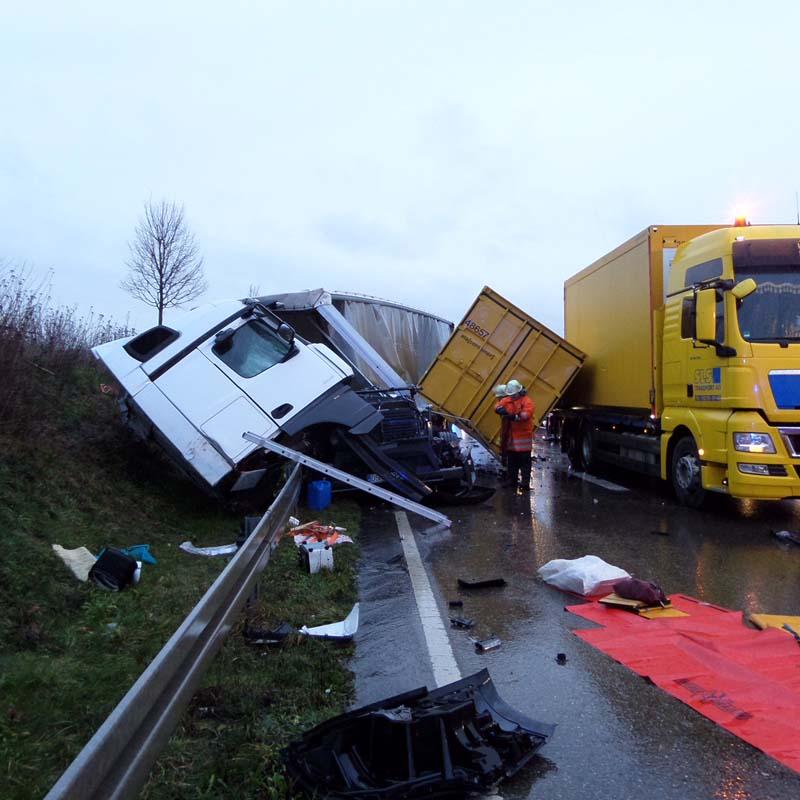 Unfall Sinsheim A6 Heute