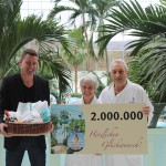 Thermen & Badewelt Sinsheim begrüßt 2 millionsten Gast