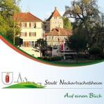 Neue Ortsbroschüre der Stadt Neckarbischofsheim