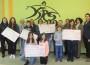 Spendenübergabe an die sozialen Partnerprojekte der Kraichgau-Realschule