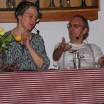 Edgar und Irmi in Ehrstädt