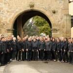 Vokalensemble Sinsheim singt geistliches Konzert
