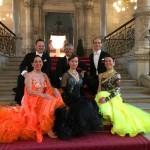 Drei Sinsheimer Turnierpaare in Wien