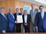 Land fördert den Bau des Breitband-Backbones
