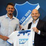 Sandro Wagner verstärkt TSG-Offensive
