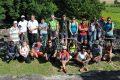 Gemeinsame Fahrradtour als Integrationsbeitrag