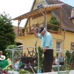 Erlebnispark Fördertechnik beim 1000. Geburtstag von Adersbach