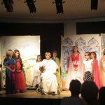 Aufführung der Pestalozzi Theater-AG im Jugendhaus Sinsheim