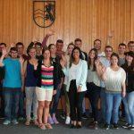 33 junge Menschen beginnen ihre Ausbildung beim Rhein-Neckar-Kreis
