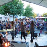 Merian-Schulband begrüßte Gemeinschaftsschüler musikalisch