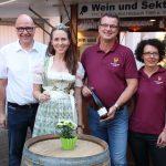 Hilsbacher Kerwe mit königlichem Flair