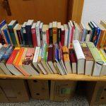 Wieder großer Bücherflohmarkt zur Kerwe NBH