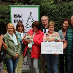 Spende an Lilo von der Initiative Sinsheimer Weihnachtsmarkt