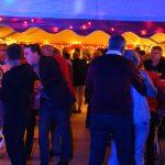 TC Rot Weiß Sinsheim feiert mit Gonzo