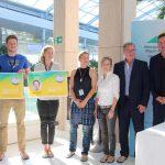 Olympiastützpunkt Metropolregion Rhein-Neckar und Thermen & Badewelt unterzeichnen Kooperationsvertrag