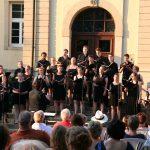Gesang hält Sinsheim in Schwung