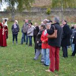 Sinsheims touristische Leistungsträger auf den Spuren der ehemaligen Burgherren