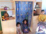 Neues Spielhaus in der evangelischen Kindertageseinrichtung