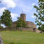 Sanierung der Burg Steinsberg geht weiter