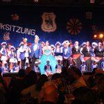 Reihen die Hochburg des Karnevals in Sinsheim