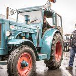 Bärenstarke PS-Giganten auf der AGRI HISTORICA 2017