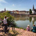 Neue Übersichtskarte für den Neckartalradweg
