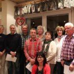 Ehrenamtliches Engagement im Turnverein wurde ausgezeichnet