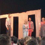 White Horse Theatre meets Kraichgau-Realschule